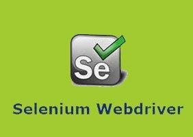 Selenium Web driver online training